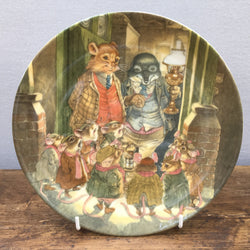 Wedgwood Wind In The Willows Plate