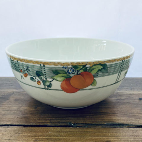 Wedgwood Eden Salad/Fruit Serving Bowl