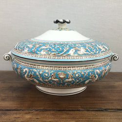 Wedgwood Florentine Turquoise Lidded Serving Tureen