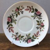 Wedgwood Hathaway Rose Large Tea Saucer