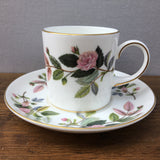 Wedgwood Hathaway Rose Coffee Cup & Saucer