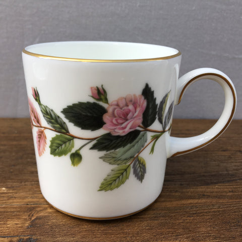 Wedgwood Hathaway Rose Coffee Cup