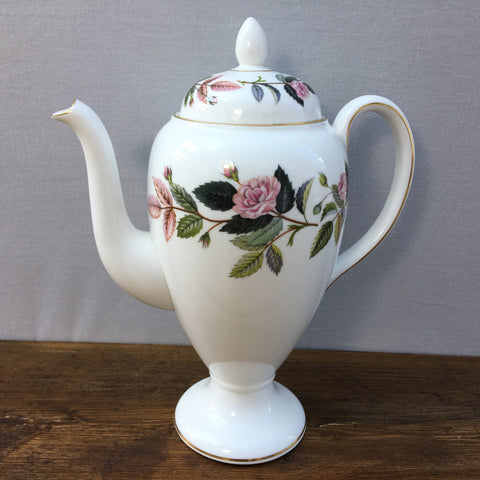 Wedgwood Hathaway Rose Coffee Pot 2 Pint