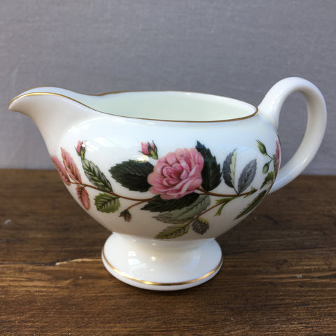 Wedgwood Hathaway Rose Cream Jug
