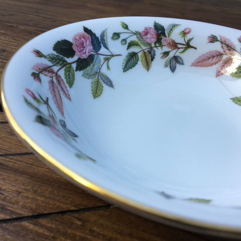 Wedgwood Hathaway Rose Soup Bowl