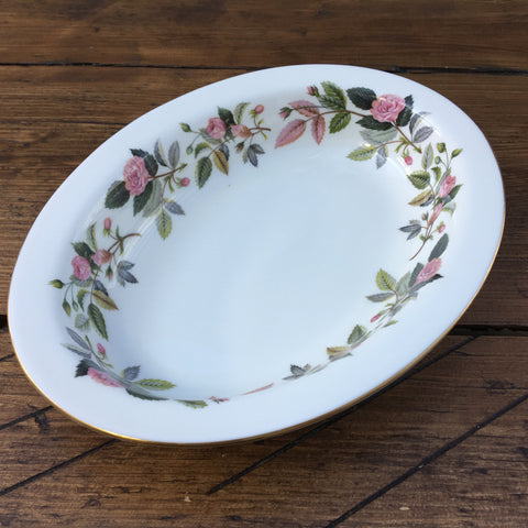 Wedgwood Hathaway Rose Oval Serving Dish