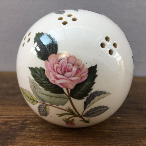 Wedgwood Hathaway Rose Potpourri Ball