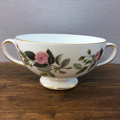 Wedgwood Hathaway Rose Soup Cup