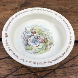 Wedgwood Mrs Tiggy-Winkle Porringer
