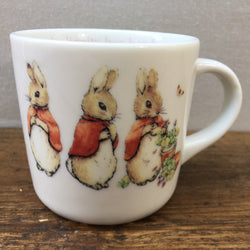 Wedgwood Flopsy, Mopsy & Cotton-Tail Mug