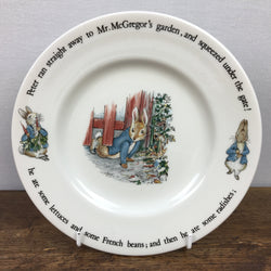 Wedgwood Peter Rabbit Breakfast / Salad Plate