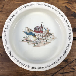 Wedgwood Peter Rabbit Porringer
