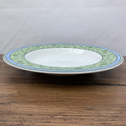 Wedgwood Watercolour Rimmed Pasta Bowl