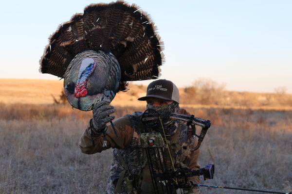 Fanning Turkeys | Safety and Common Sense
