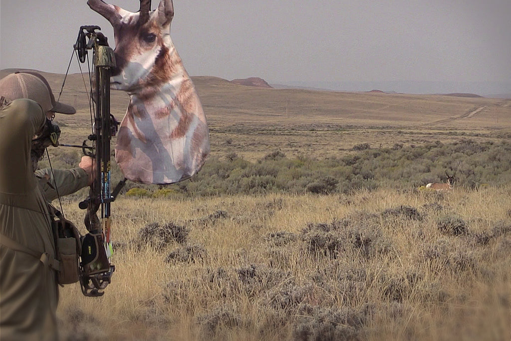 Wyoming Antelope: Early Season Decoying Success
