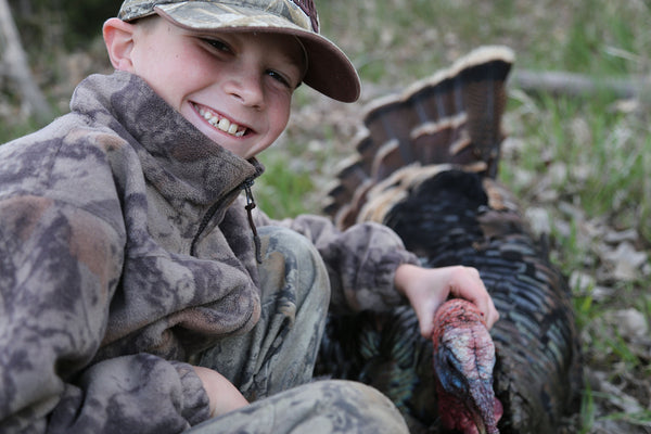 Heads Up Decoy | A Young Hunters First Turkey