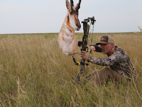 Heads Up Antelope Decoy Tips