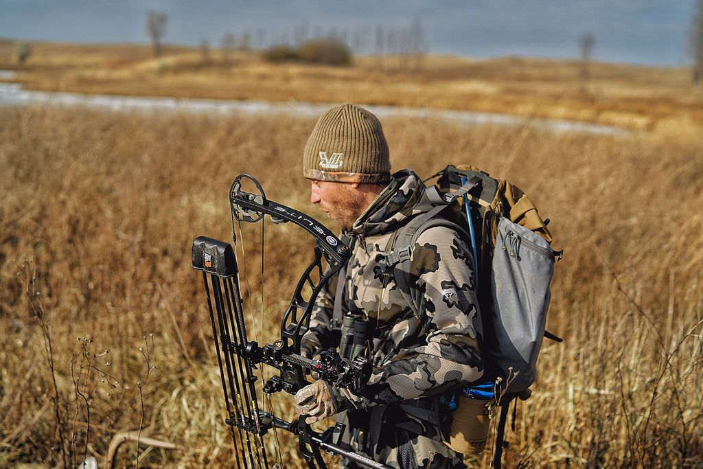 spot and stalk whitetail hunting