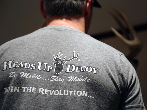 Heads Up Decoy Join the Revolution