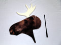 Heads Up Decoy Bull Moose decoy for bow hunting moose
