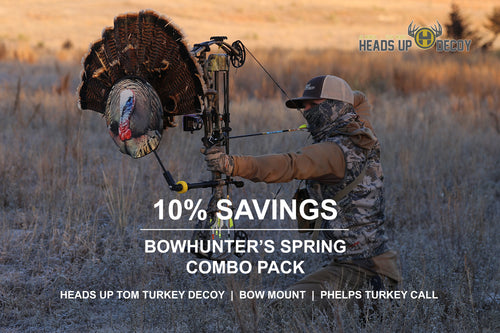 Bowhunter's Spring Combo