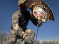 versatile turkey decoy