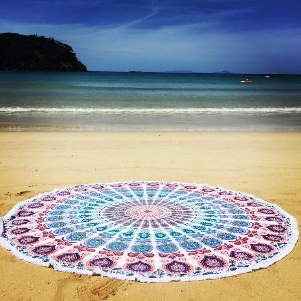 9 Ways to Use Your Mandala Mat!