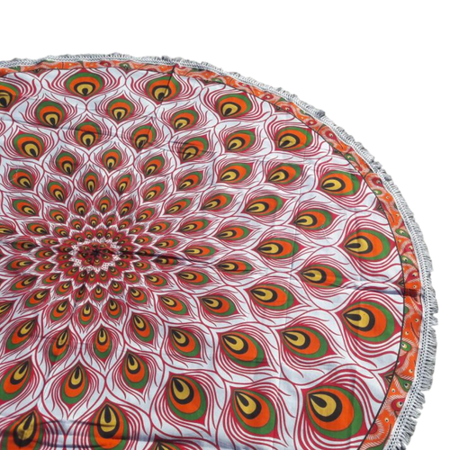The Monet Mandala Mat