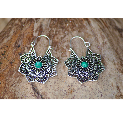 Nostradumus Earrings