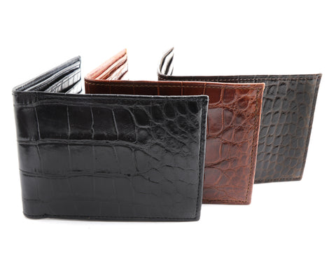 Alligator Wallet Collection