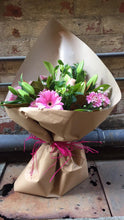 Eco Friendly Pinks & White Bouquet