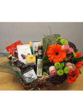 Gift Basket / Bouquet - FLORAL HARVEST, Timaru Florist, Bouquet Deliveries