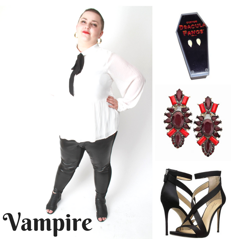 Ideas for Plus Size Halloween Costumes