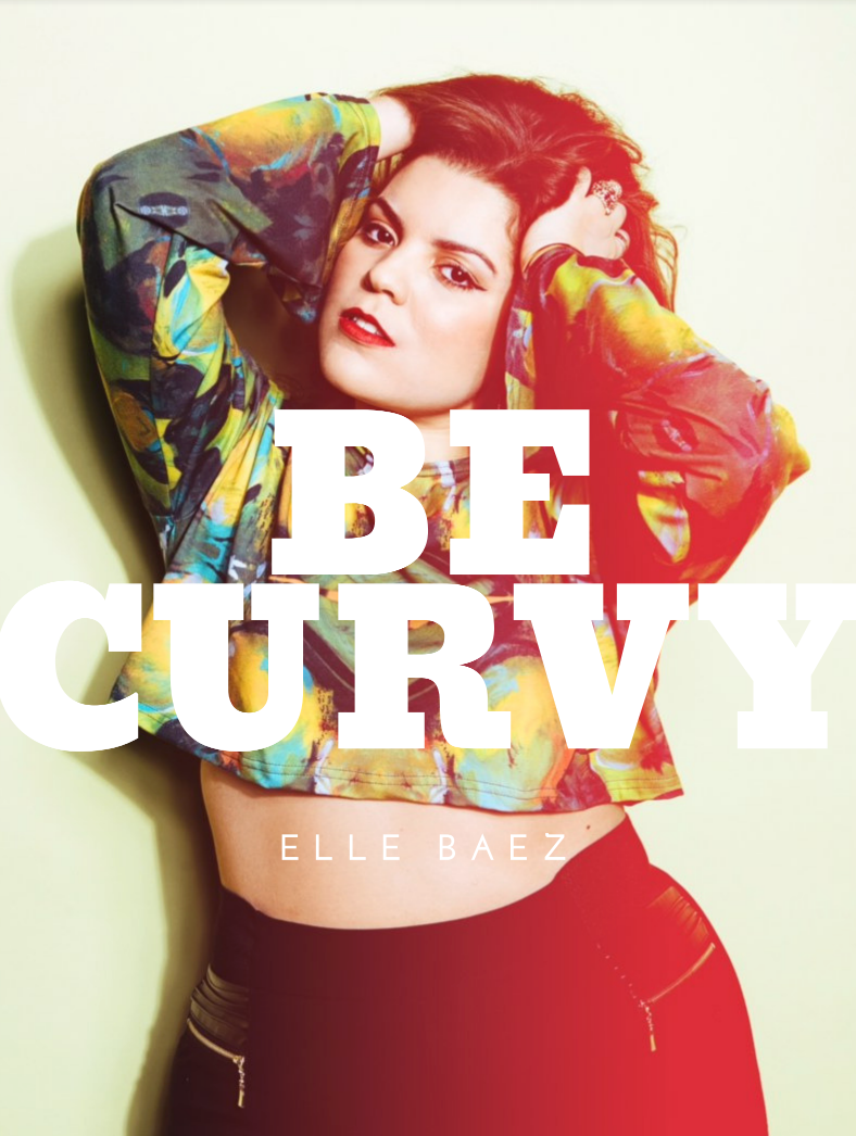 Meet Plus Size Pop Star, Elle Baez