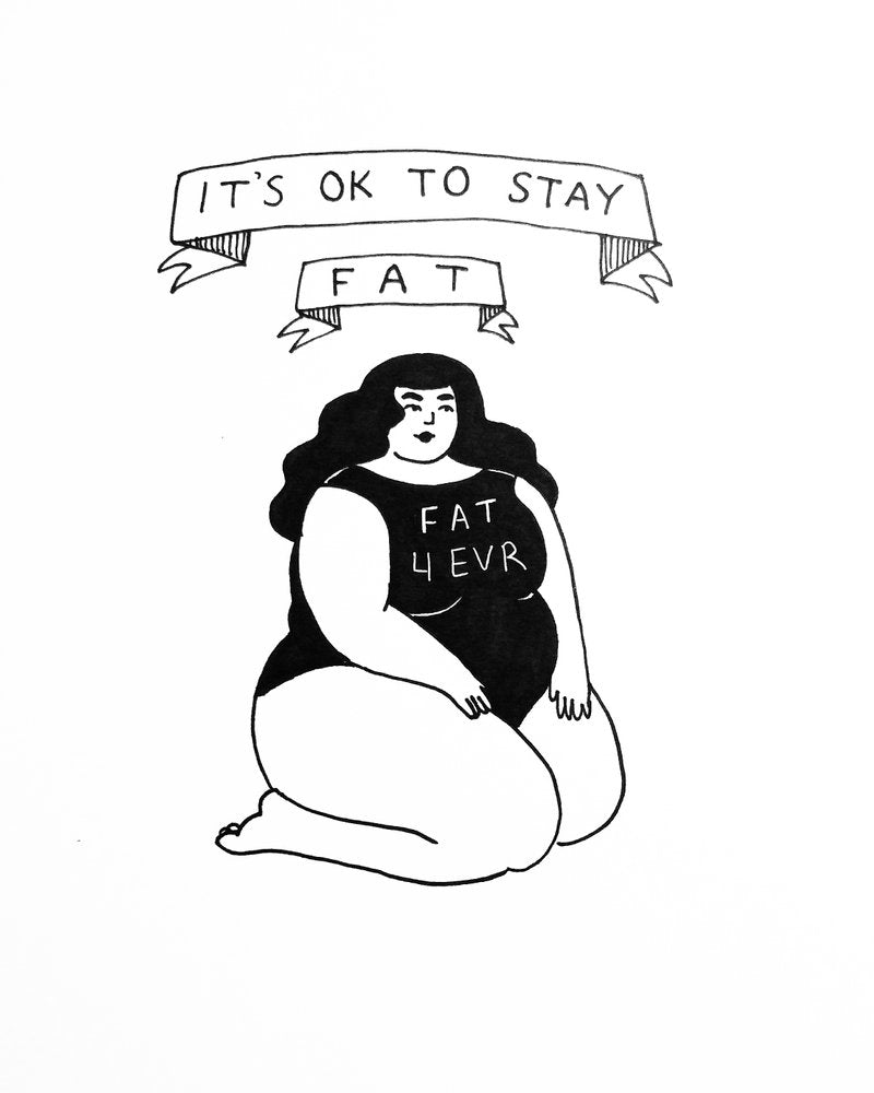 Ooooo!!  7 Body & Fat  Positive Visual Artists to Follow on Instagram (NSFW)