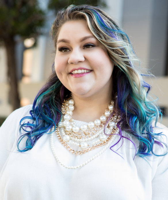Plus Blogger Spotlight:  Leah of Voluptuous Leah!