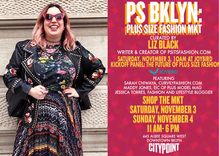 Join us for P.S. BKLYN Market (This Weekend!!)