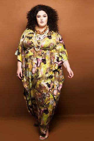 Faith Costa Editorial Plus Size Model New York City