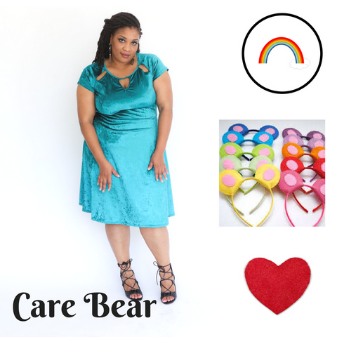Plus Size Care Bear
