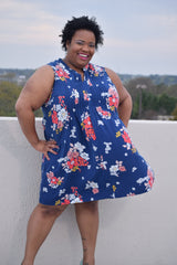 Plus Size Blogger Themeikashay