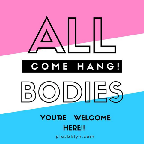 Welcoming Transgender People Plus Size Clothing Store NYC