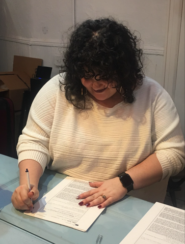 Alexis Krase signs lease for new bigger plus size boutique