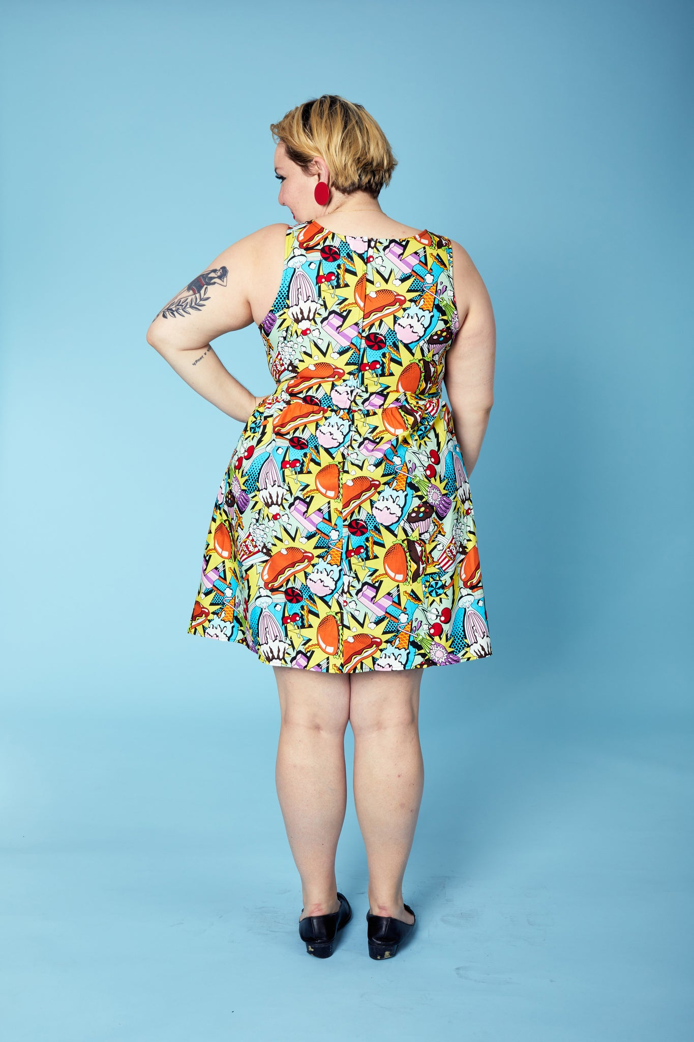Snack Attack Dress