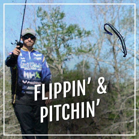 MHX Flippin' & Pitchin' Freshwater rod blanks