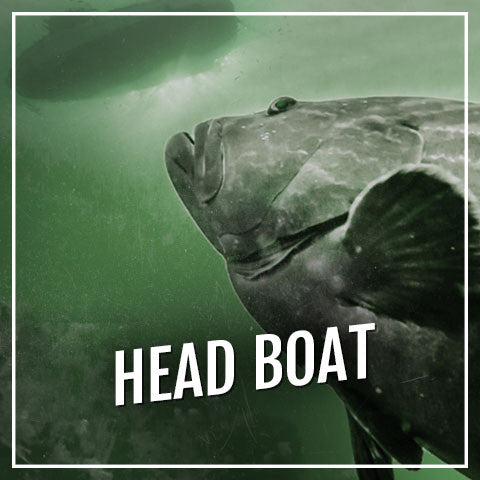 MHX Head Boat Saltwater blanks