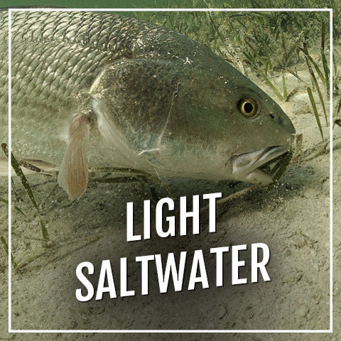 MHX Light Saltwater rod blanks