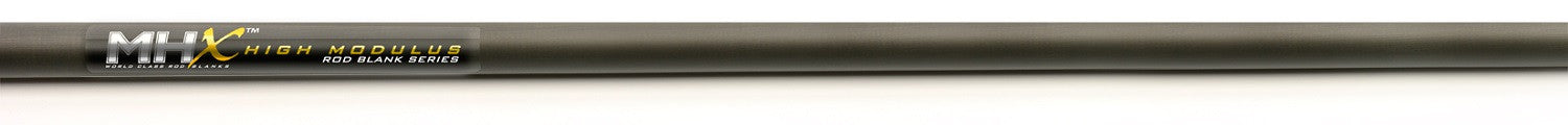 MHX Traditional Fly Rod Blanks in Polished Finish