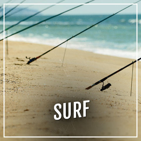 MHX Surf Rod Blanks