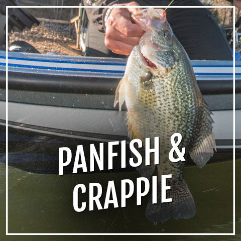 MHX Panfish & Crappie Freshwater rod blanks