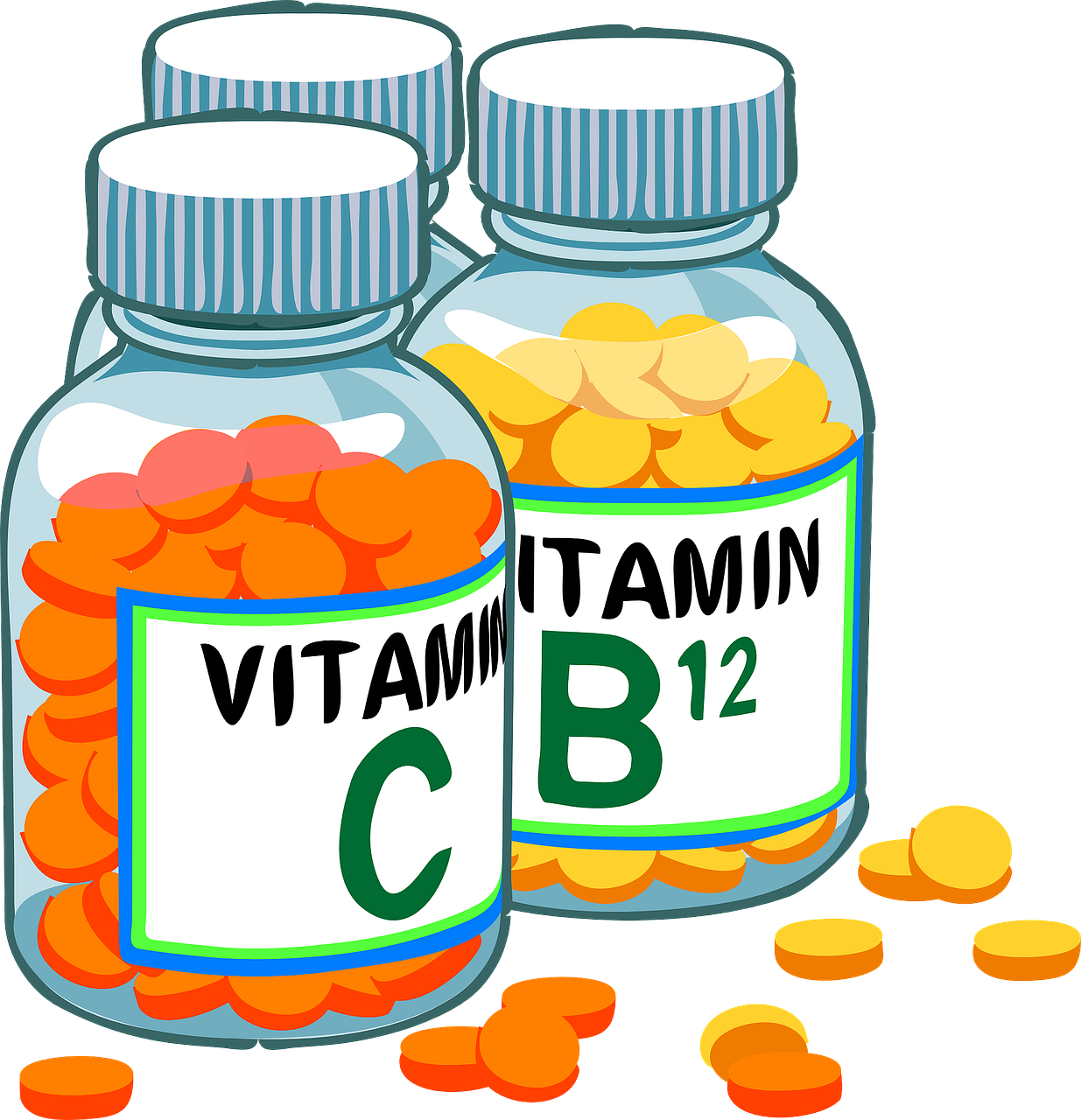 How To Store Children's Vitamins Safely